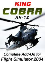 Perfect Flight - AH-1Z King Cobra