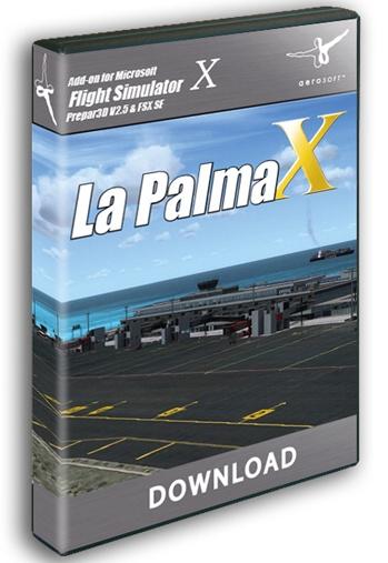 Aerosoft - La Palma X