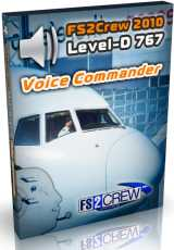 FS2Crew - Level-D 767 Voice Commander Edition