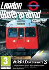Aerosoft - London Underground Simulator - World of Subways Vol.3