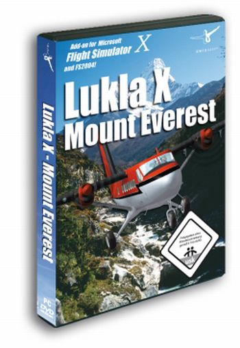Aerosoft - Lukla X - Mount Everest