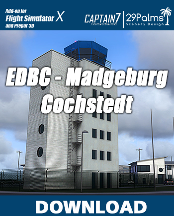 Aerosoft - EDBC - Magdeburg / Cochstedt