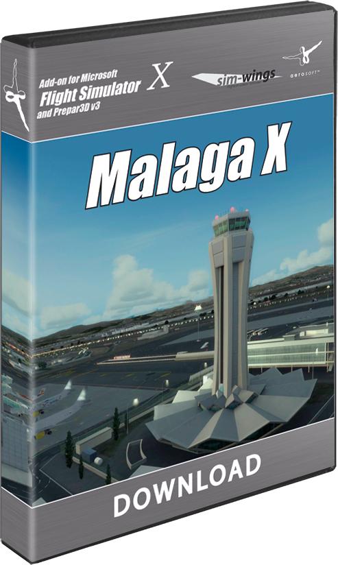 Aerosoft - Malaga X
