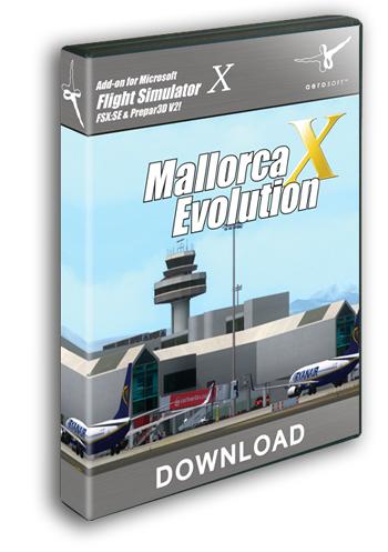 Aerosoft - Mallorca X Evolution