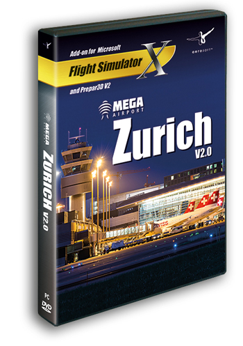 Aerosoft - Mega Airport Zurich V2