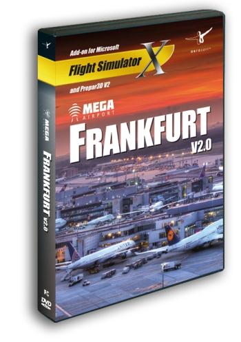 Aerosoft - Mega Airport Frankfurt V2