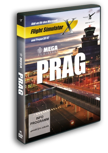 Aerosoft - Mega Airport Prague