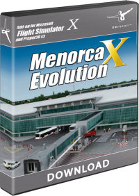 Aerosoft - Menorca X Evolution