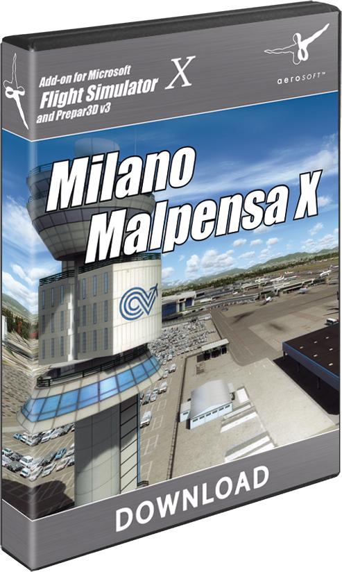 Aerosoft - Milano Malpensa X