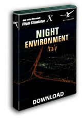 Aerosoft - Night Environment - Italy