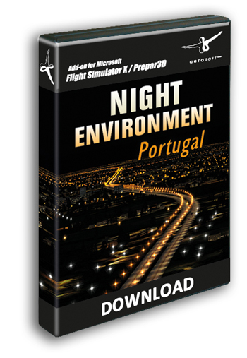 Aerosoft - Night Environment Portugal