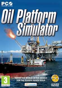 Excalibur - Oil Platform Simulator