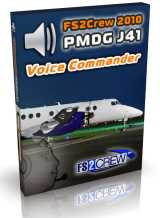 FS2Crew - PMDG J41 Voice Commander Edition