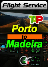 Flight Service  TP957 - Porto to Madeira