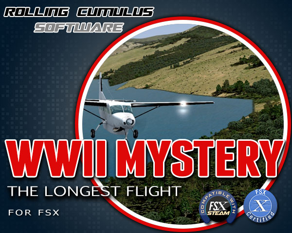 RCS - WWII Mystery The Longest Flight