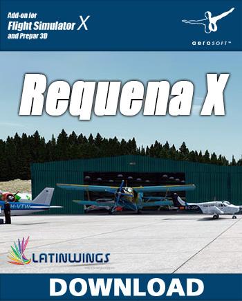Aerosoft - Requena X