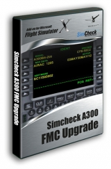 Simcheck -  A300 FMC Upgrade for SimCheck A300