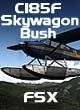 Carenado - C185F SKYWAGON BUSH FSX