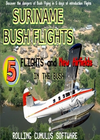 RCS - Suriname Bush Flights