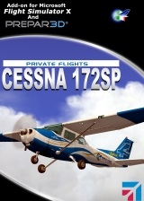 Perfect Flight - Private Flights - Cessna 172SP