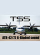 TSS - ATR-42/72 6-Bladed PW Sound Pack