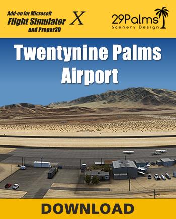Aerosoft - KTNP - Twentynine Palms
