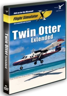 Aerosoft - Twin Otter Extended