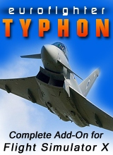 x1 Eurofighter Typhoon