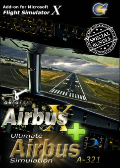 Ultimate Airbus A321 SPECIAL BUNDLE