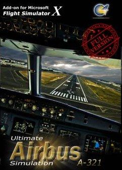Ultimate Airbus A321 Simulation Full Version