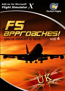 FS Approaches Vol. 4 UK Airports