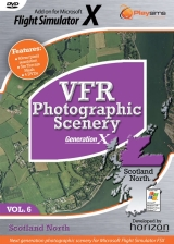 VFR Photographic Scenery Vol. 6: Scotland North