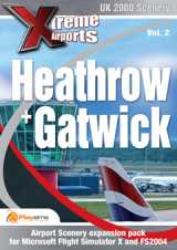PlaySims - Xtreme Airports Volume 2: Heathrow & Gatwick