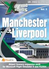 PlaySims - Xtreme Airports Volume 3: Manchester & Liverpool