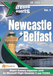 PlaySims - Xtreme Airports Volume 5: Belfast & Newcastle
